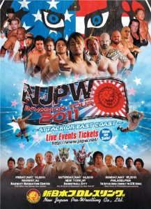 A Detailed Look at New Japan's New YorkShow
