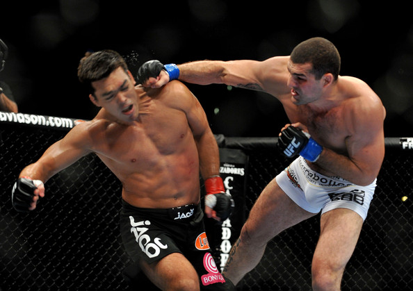 UFC 104 thoughts: Where is Sho...