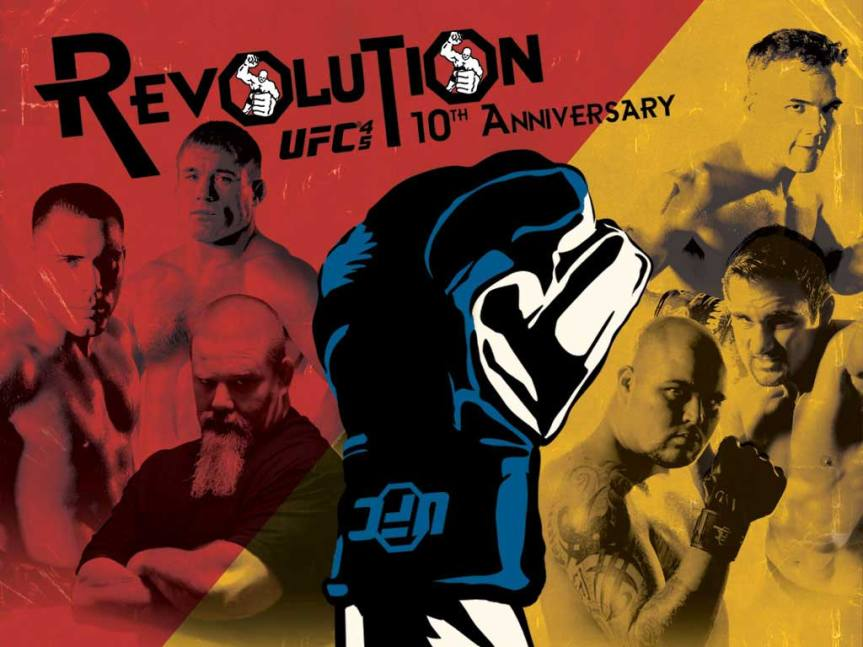 Looking Back at UFC 45:Revolution
