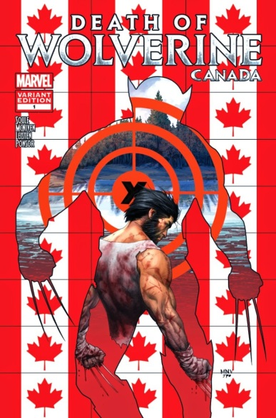 Death_of_Wolverine_Vol_1_1_Canada_Variant