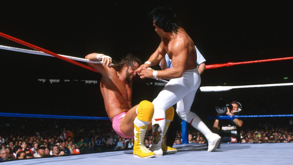 Favorite Matches #7: Ricky Steamboat vs. Randy Savage – The Greene Screen