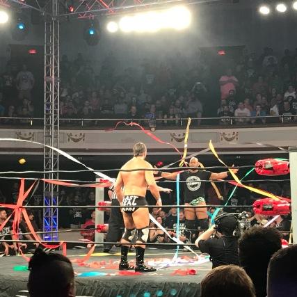 to Wrestle!