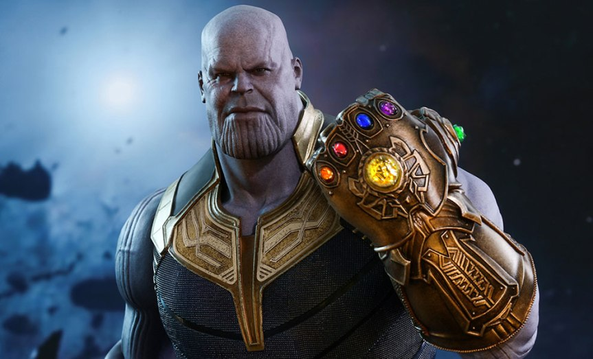 Will Thanos Deliver in InfinityWar?