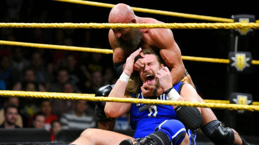 NXT 5/9/18 Review: Ciampa vs.Ohno