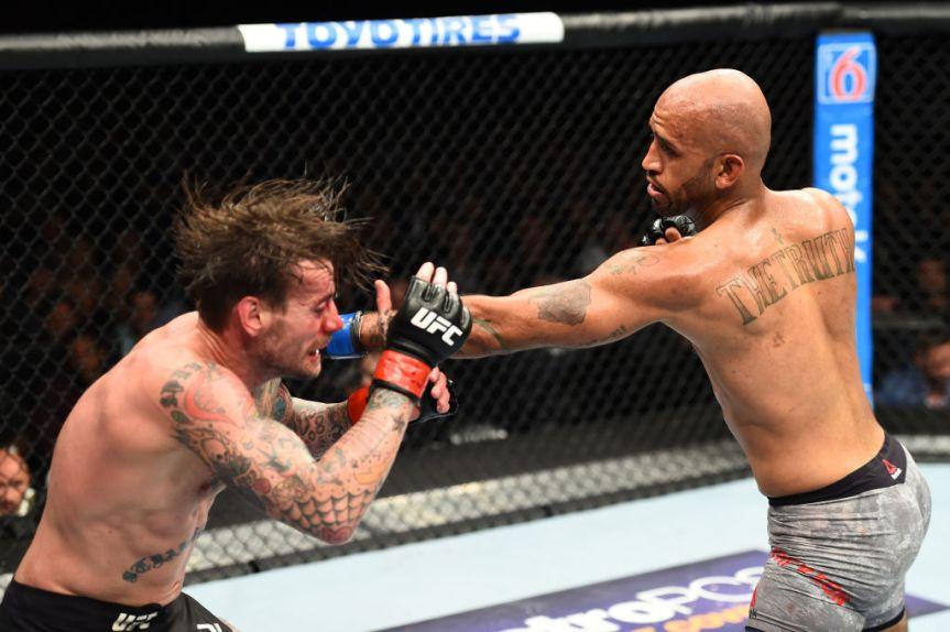 UFC 225: Whittaker vs. Romero IIReview