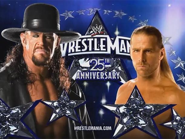 Favorite Matches #3: Undertaker vs. ShawnMichaels