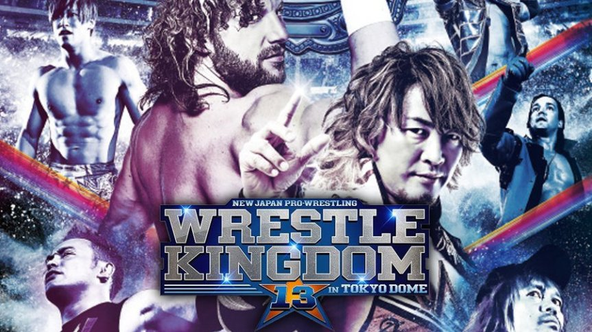 Wrestle Kingdom 13 Results &Thoughts