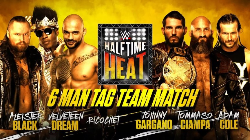 WWE Halftime Heat 2019Review