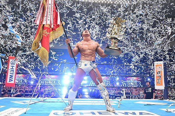 NJPW G1 Climax 29Review