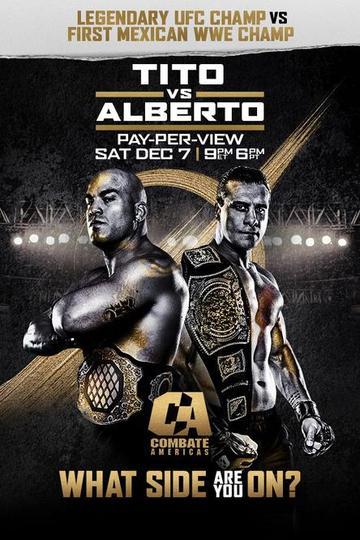 Tito Ortiz vs. Alberto El Patron set for Combate Americas on12/7
