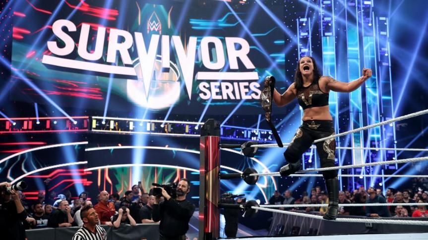 2019 WWE Survivor Series Results & Review