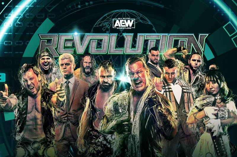 AEW Revolution (Review)