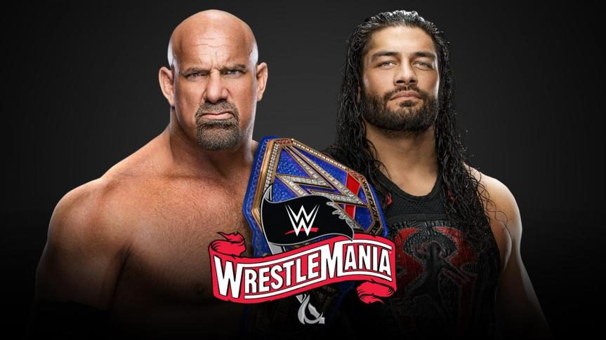 WrestleMania Begins to TakesShape