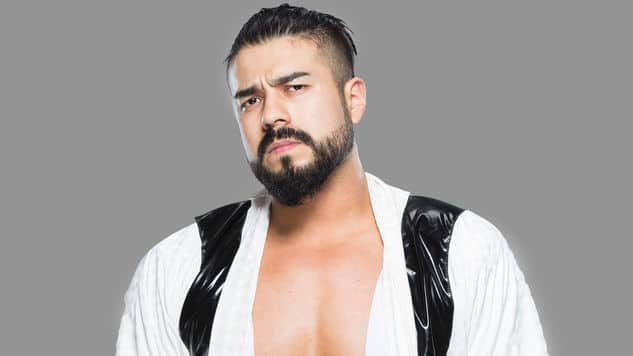 Andrade Denied Request For WWE Release