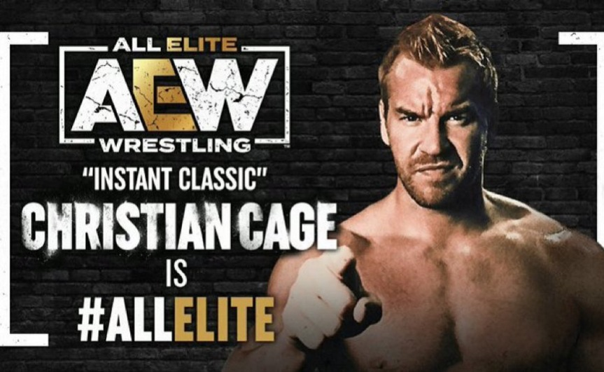 Christian is All Elite, But Not A Game Changer