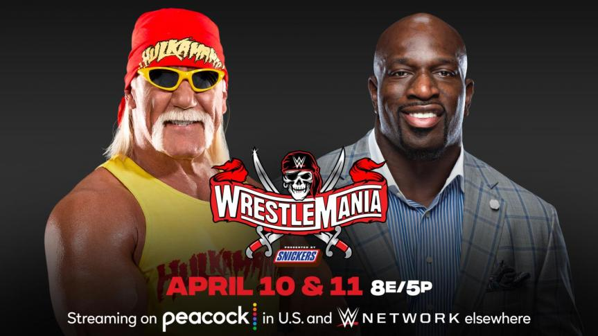 Hulk Hogan & Titus O'Neil To Host WrestleMania 37…Why?