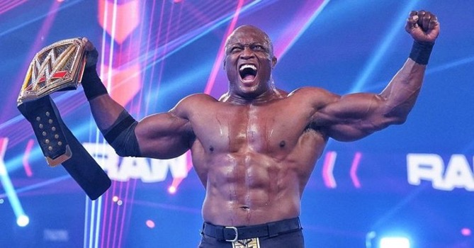 Bobby Lashley Wins The WWEChampionship