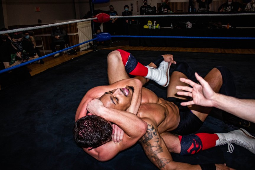 Limitless Wrestling Double Vision Results (3/19)
