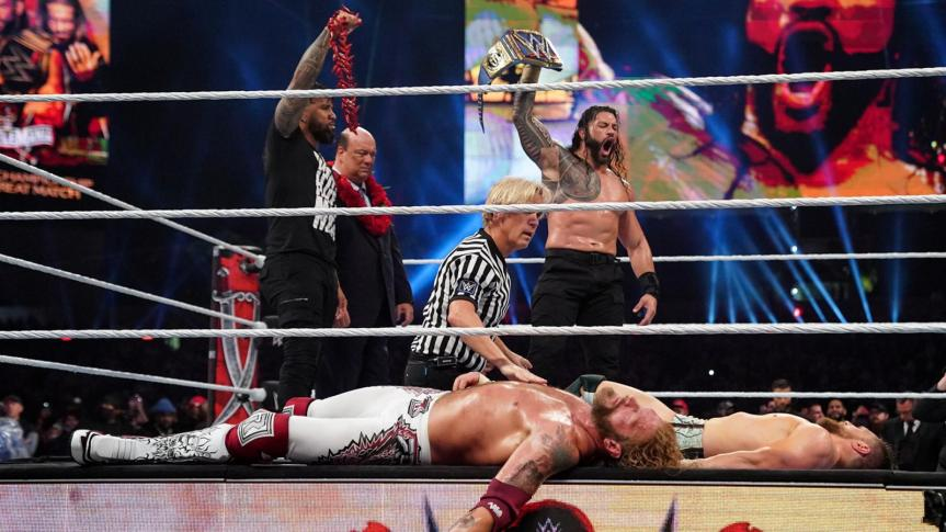 WrestleMania 37 Review