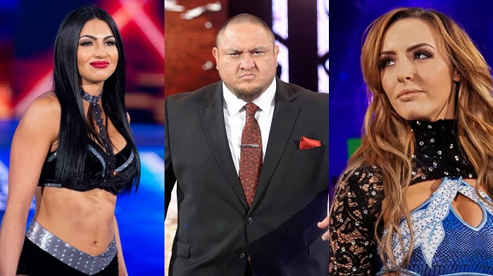 WWE Releases 10 Wrestlers Including Samoa Joe & Billie Kay.